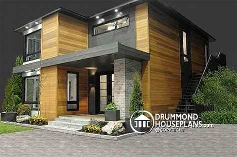 Small Lakefront House Plans in praise of simple lines new modern contemporary models