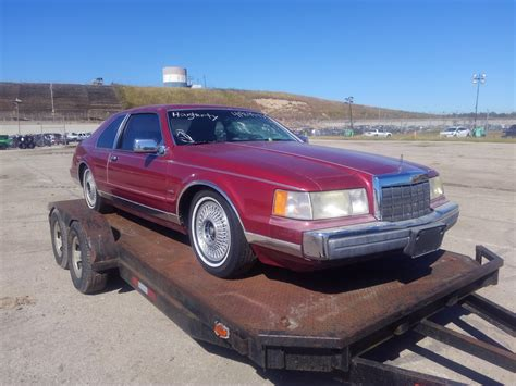 Lincoln Bmw by Bmw Diesel Equipped 1984 Lincoln Vii