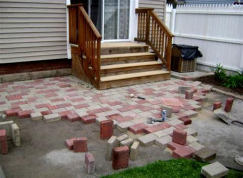 paver patio ideas diy cheap patio pavers ketoneultras