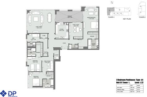 tower floor plans floor plans bellevue towers downtown dubai by dubai