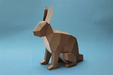 paper craft animals papercraft animal figurines 10 fubiz media
