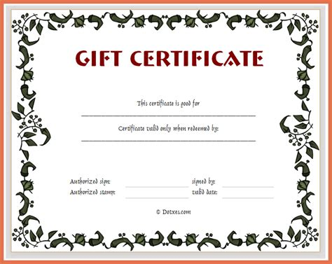 how to make your own gift card create your own gift certificate bio exle
