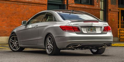 Mercedes E350 Coupe 2014 by 2014 Mercedes E Class Consumer Guide Auto