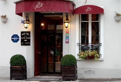hotel review hotel de la porte doree