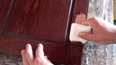 painting varnished woodwork lift paint varnish remover