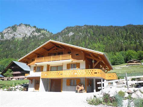 location vacances g 238 te chalet l ortaz 224 chatel en haute savoie