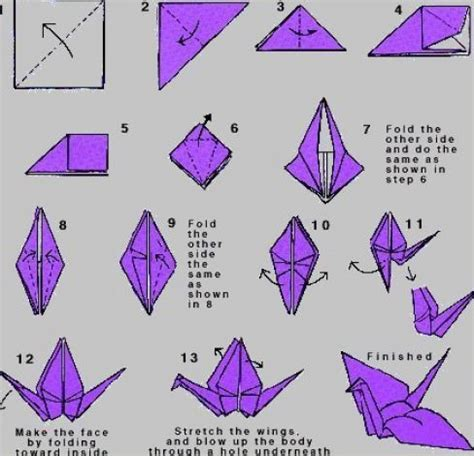how to build an origami crane crane make origami paper sheet 171 embroidery origami