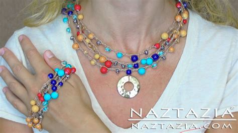 how to make a beaded chain necklace diy learn how to crochet with make bead necklace