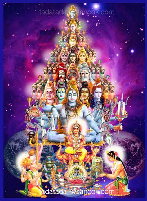 of gods hindu gods