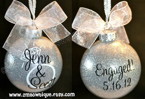 ornament for engagement engagement ornaments lookup beforebuying