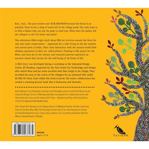 picture book stories a bhil story