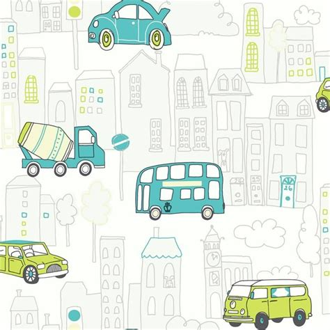 Childrens Car Wallpaper Uk by Arthouse Motor Mania Cars Buses Luxury Childrens