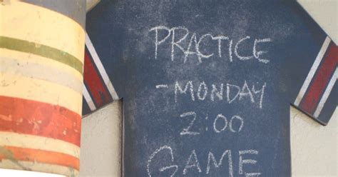 chalk paint jersey embellishments alright sports fans diy do it