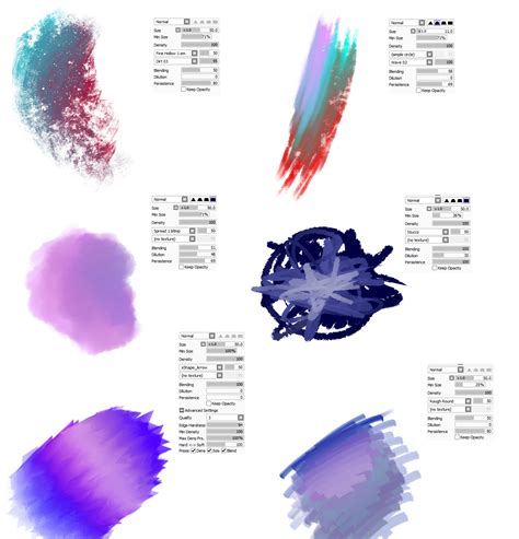 paint tool sai with brushes 08 paint tool sai brushes by catbrushes on deviantart