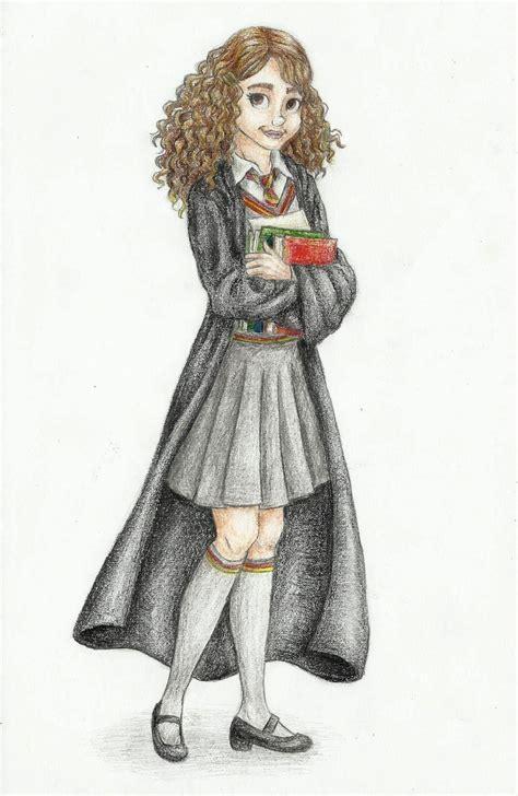 Harry Potter Wall Murals hermione granger by xijalle on deviantart