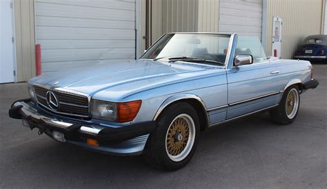 Mercedes 380sl Convertible by 1985 Mercedes 380sl R107 Convertible Roadster Needs