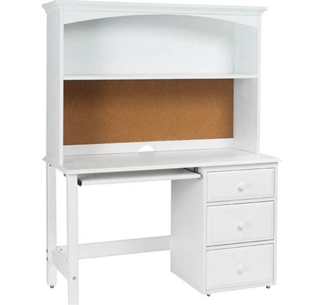 student desk with hutch desk and hutch in cloud white l shaped desk