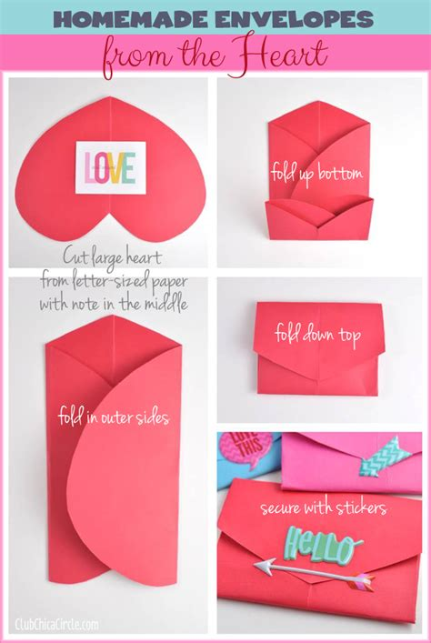 how to make envelopes for cards envelopes from the me my big ideas