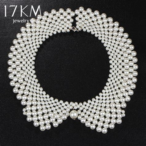 wholesale pearls for jewelry buy wholesale pearl collar necklace from china