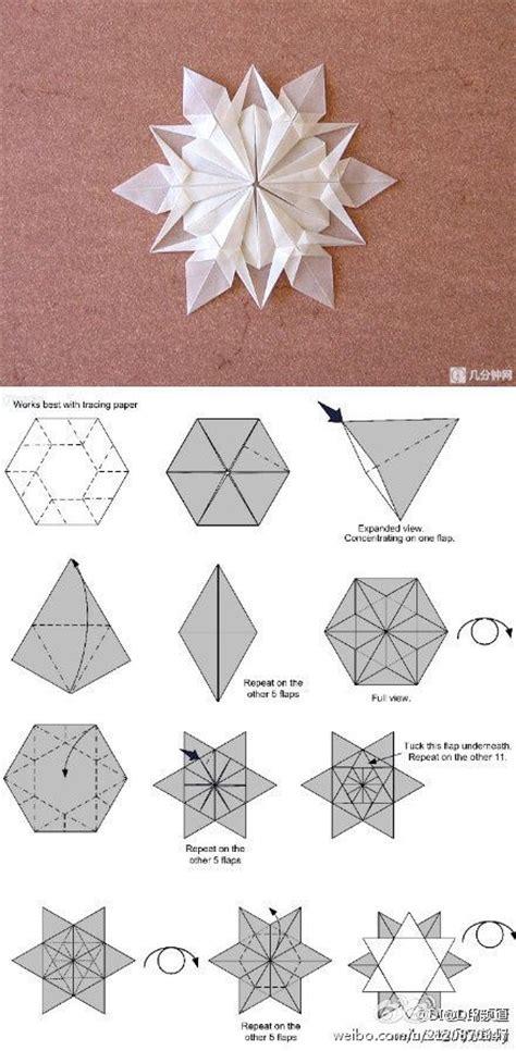 Origami Snowflakes Origami
