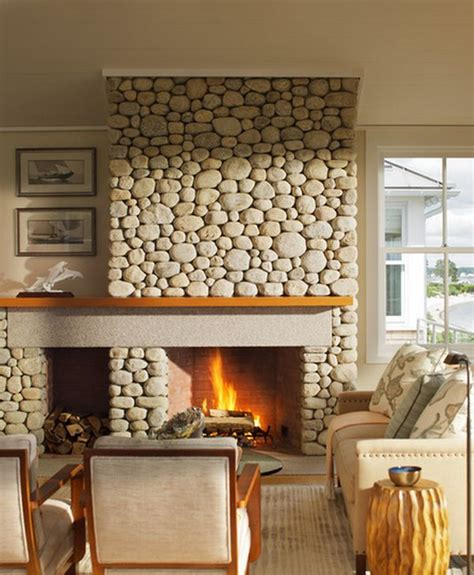 rock fireplaces 34 beautiful fireplaces that rock