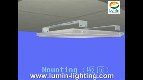 light to led panel install led flat panel ceiling lights led light
