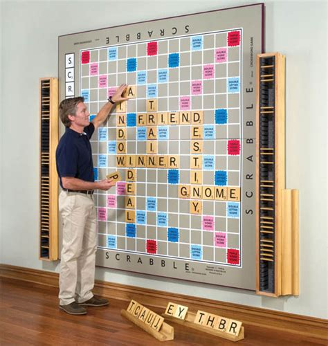 scrabble like quintuple word score world s largest scrabble