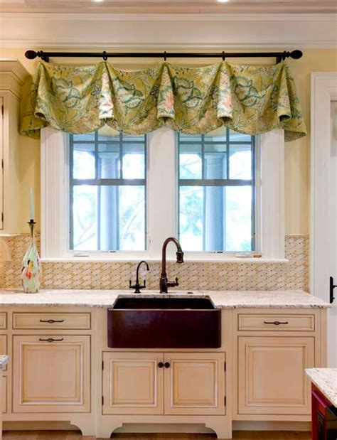 kitchen curtain ideas pictures curtains for the kitchen 34 photo ideas for inspiration