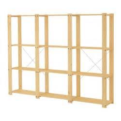 wood shelves ikea secondary storage ikea