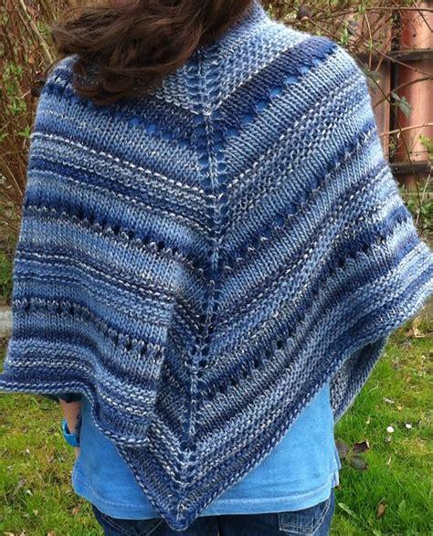 knitting patterns bulky yarn shawls for bulky yarn knitting patterns in the loop knitting
