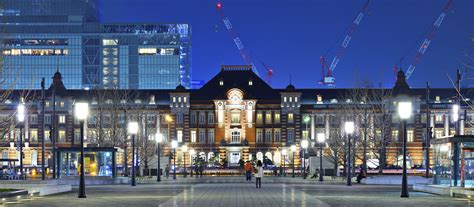 in tokyo tokyo station at 100 all change the japan times