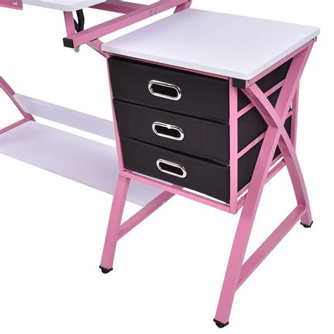 foldable drafting table us drafting table craft drawing desk hobby