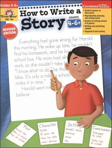 how to write a story book with pictures how to write a story 007020 details rainbow resource