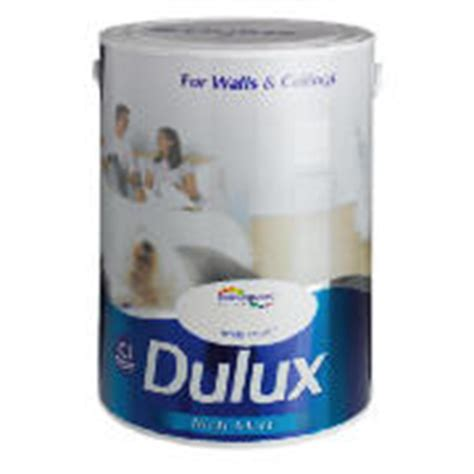 chalk white paint dulux this dulux 5l paint comes in a sugared lilac colour with