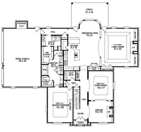 5 bedroom 3 bath floor plans 3 bedroom 3 5 bath house plans beautiful 4 bedroom 3 5 bath house plans home planning ideas 2017