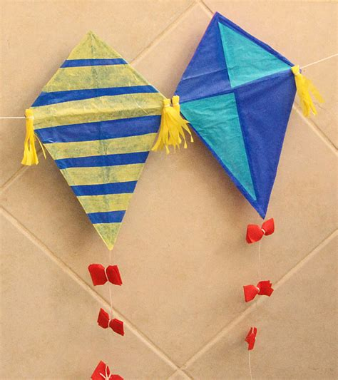 kite crafts for kid s kite craft with straws creative