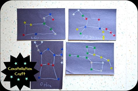 craft activities no wooden spoons constellation craft for