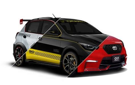Modifikasi Mobil Indonesia by 5 Modifikasi Mobil Datsun Go Pemenang Go Xplore