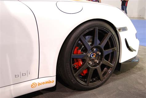 Porsche Carbon Fiber Wheels by Sema 2012 Carbon Fiber Wheels 6speedonline