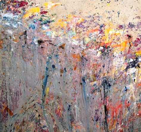 paint with a twist new hartford ny larry poons loretta howard gallery