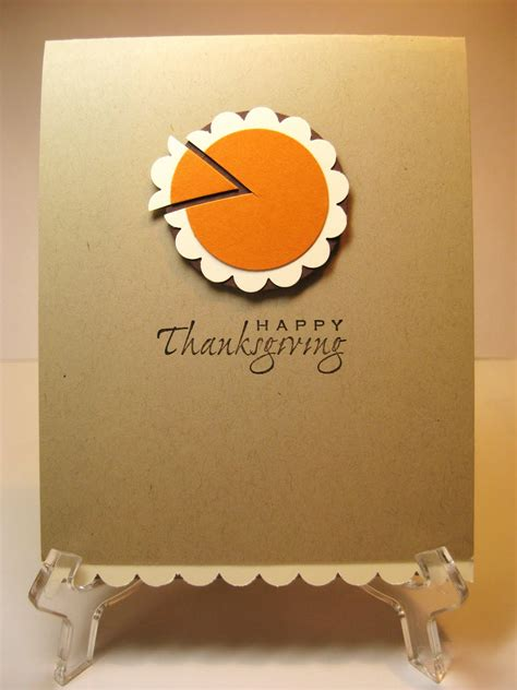 easy thanksgiving cards to make sweet pea bunny pass the pumpkin pie