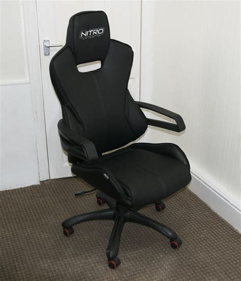 gaming chair reviews nitro concepts e200 gaming chair review play3r
