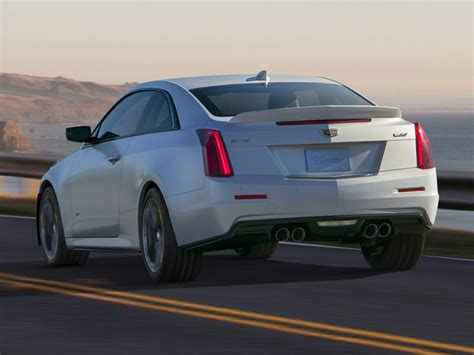 Cadillac Ats V Specs by Cadillac Ats V Sedan Models Price Specs Reviews Cars