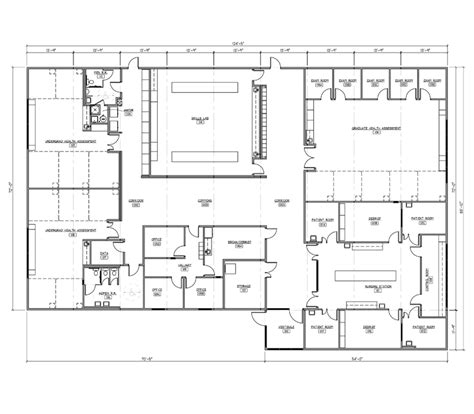 clinical laboratory floor plan clinical laboratory interior design