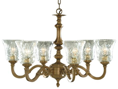 vintage brass chandeliers malaga solid cast antique brass 6 light chandelier 1076 6ng