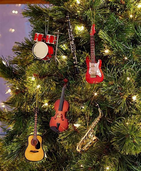 musical instrument tree ornaments musical instrument tree ornaments saxophone