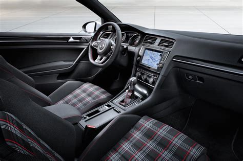 photos volkswagen golf 7 gti interieur exterieur 233 e 2013 compact
