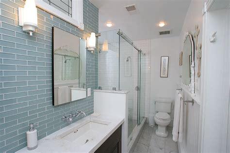 glass tiles bathroom ideas small bathroom tile ideas to transform a cred space