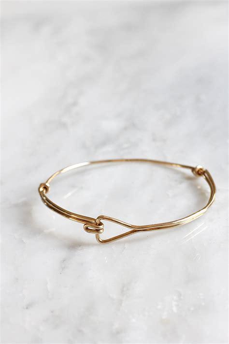 bracelet wire for 187 my diy triangle wire bracelet