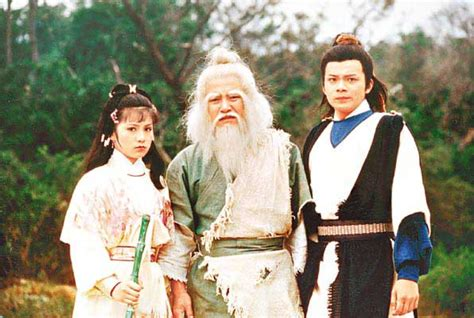 legend of the condor heroes the legend of the condor heroes 1982 review by spcnet